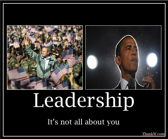 obama leadership Obama on Leadership
