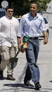obama shovel thankw 171x300 Break out the shovels
