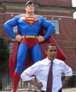 superman and obama thankw Hello Dolly