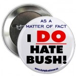 hatebush button thankw 150x150 Who's in your foxhole?