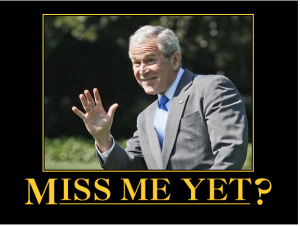picture 9 300x226 Miss him? We LOVE him! We love Dubya!